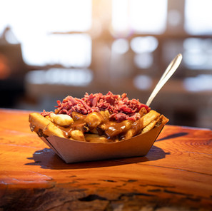 Montreal Smoked Meat Poutine