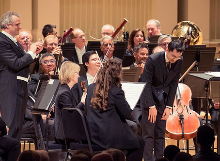 """MSU Faculty Member Garners GRAMMY Nomination-Composer Zhou Tian's work for """"Concerto for Orchestra"""""""