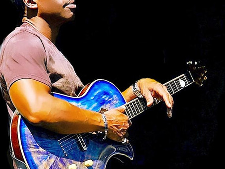 GRAMMY® WINNER NORMAN BROWN ANNOUNCED TO PERFORM IN MID MICHIGAN
