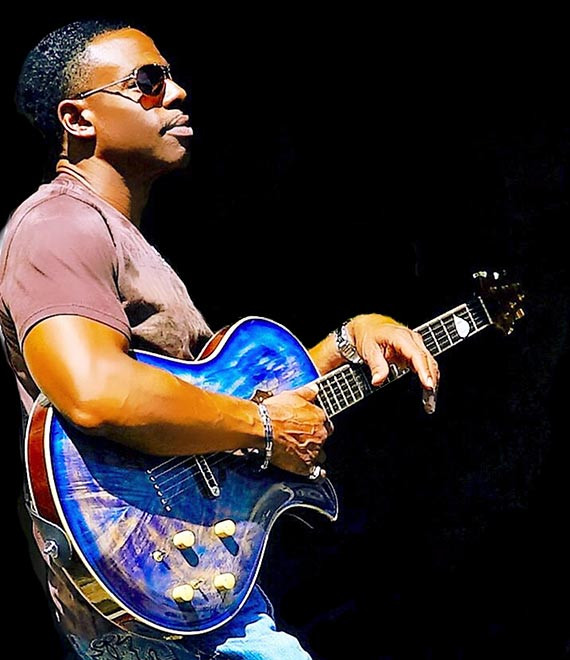 GRAMMY® WINNER NORMAN BROWN