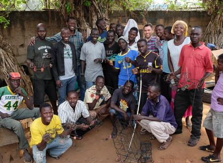 SNARES TO WARES INITIATIVE COMES TO THE BROAD ART MUSEUM-Artisans from Uganda to speak on wildlife c