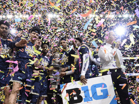 Additional Big Ten Men's Basketball Tournament All-Session Tickets Available