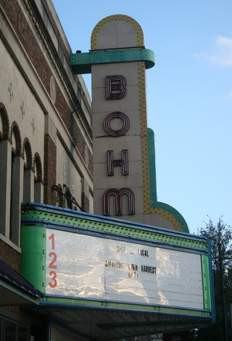 MAJOR SUPPORT ANNOUNCED FOR COLLEGE-COMMUNITY DOWNTOWN THEATER PROJECT