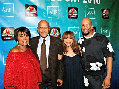 Patti LaBelle, Common, Harry Belafonte 'Keep the Promise' to Combat HIV/AIDS Epidemic