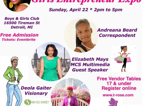 Girls Entrepreneur Expo 2018