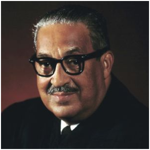 Thurgood Marshall  Judge, Civil Rights Activist, Supreme Court Justice, Lawyer (1908–1993)