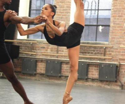 Misty Copeland's Journey of Leaps and Bounds
