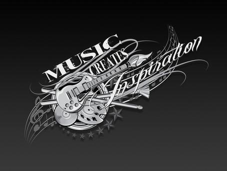 Music Creates Inspiration