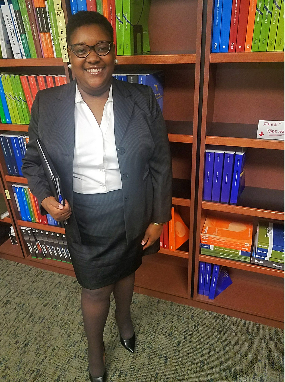 Randa Darwood-HBCU Graduate-The Virgina State University