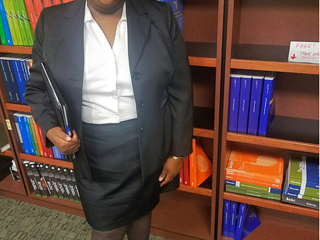 HBCU FEATURE-RANDA DARWOOD ATTENDED VIRGINIA STATE UNIVERSITY
