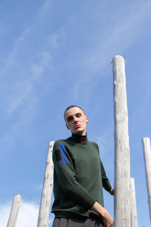 Track Sweater