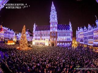Winter Wonders in the heart of Brussels !