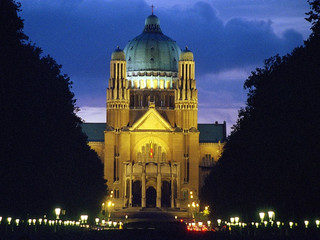 Brussels' Basilica of the Sacred Heart