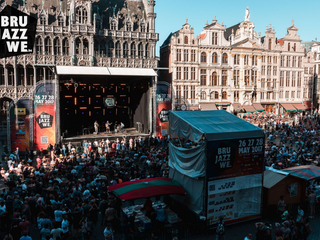 Brussels Jazz Weekend (25-27th of May)