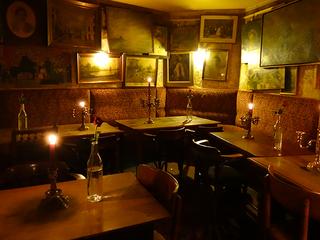 Brussels' most romantic café