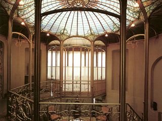 Horta, father of Art Nouveau artchitecture