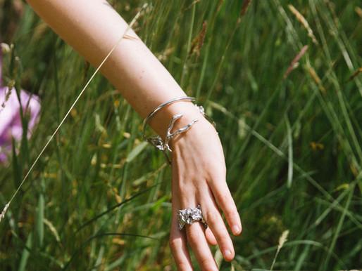 Mass Lee: jewellery from the garden of Eden