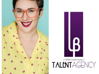 Signed with LB Talent!