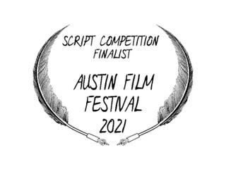 Austin Film Festival Finalist!