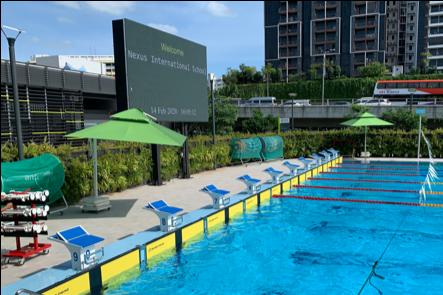 Nexus International, Singapore
