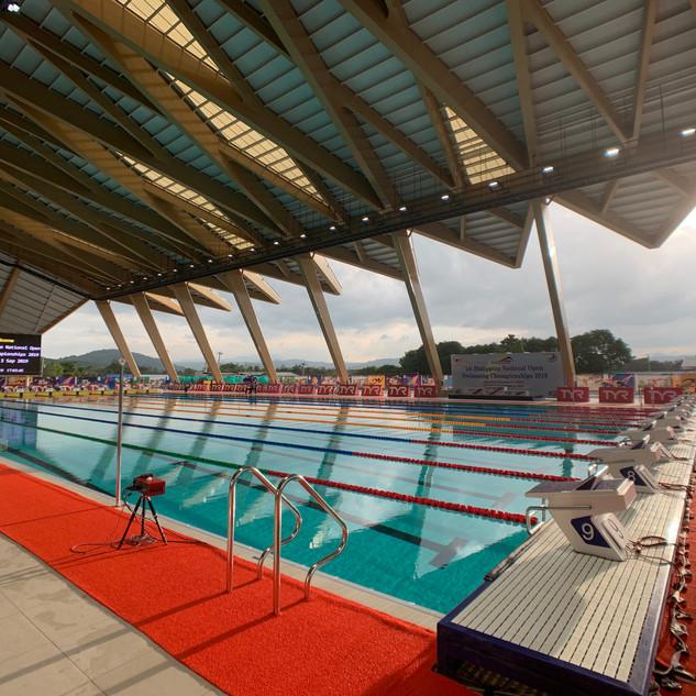 2019 SEA Games, Clark Aquatic Center - Philippines