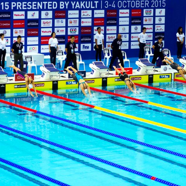 2007 - 2018 FINA World Cup Swimming, Singapore