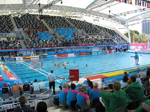 Complete Water Polo Competition Setup
