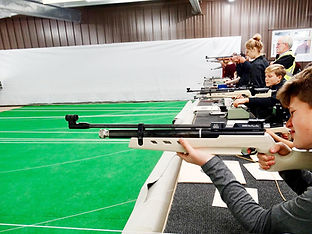 target rifle shooting school