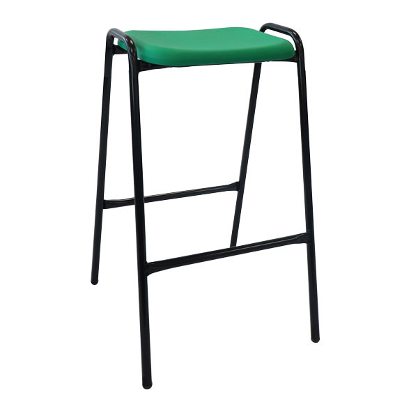 NP Stool Bottle Green