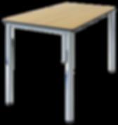 grade school welded tables