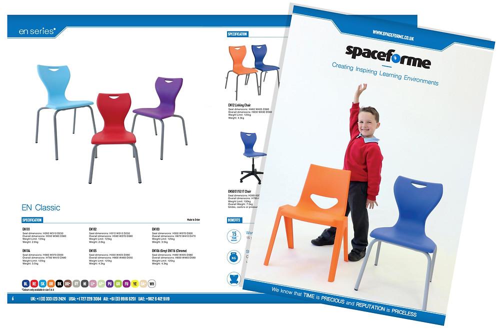 Spaceforme 2018 Brochure