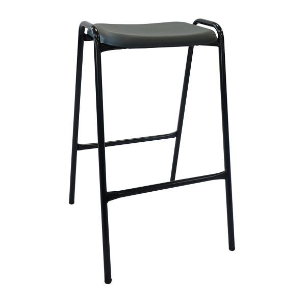 NP Stool Night Grey