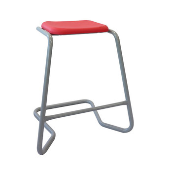 CLS Stool Cherry Red