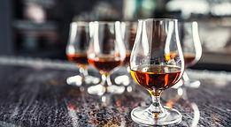 bigstock-Cups-With-A-Cognac-Rum-Brandy--