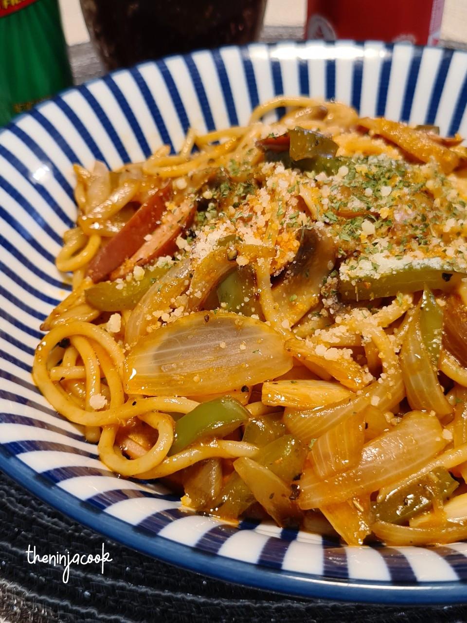 Napolitan pasta, yoshoku