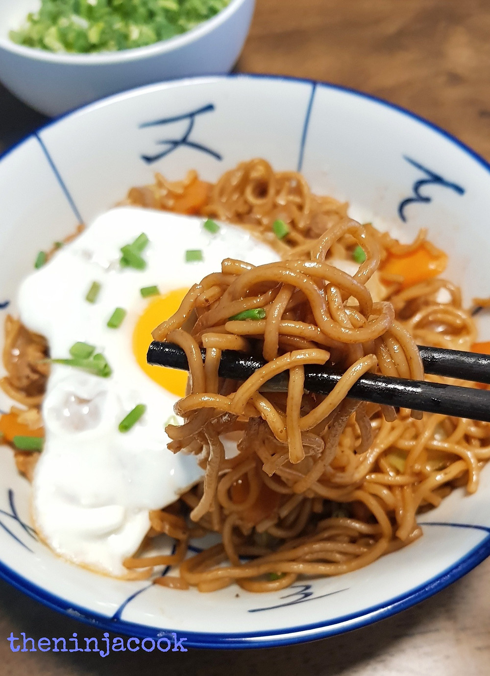 Yaki Soba, Delicious Osaka Recipe