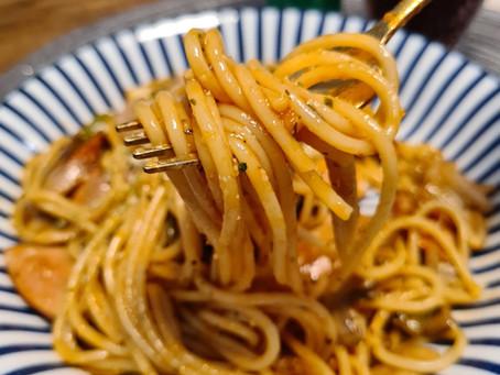 Napolitan Spaghetti (ナポリタン) - Italian noodles with a Japanese twist!