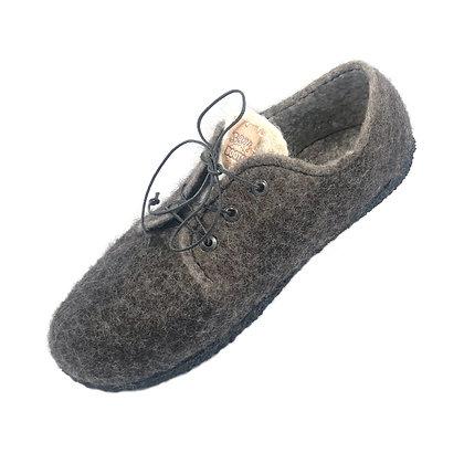 Men's Wool Lace-up Shoes