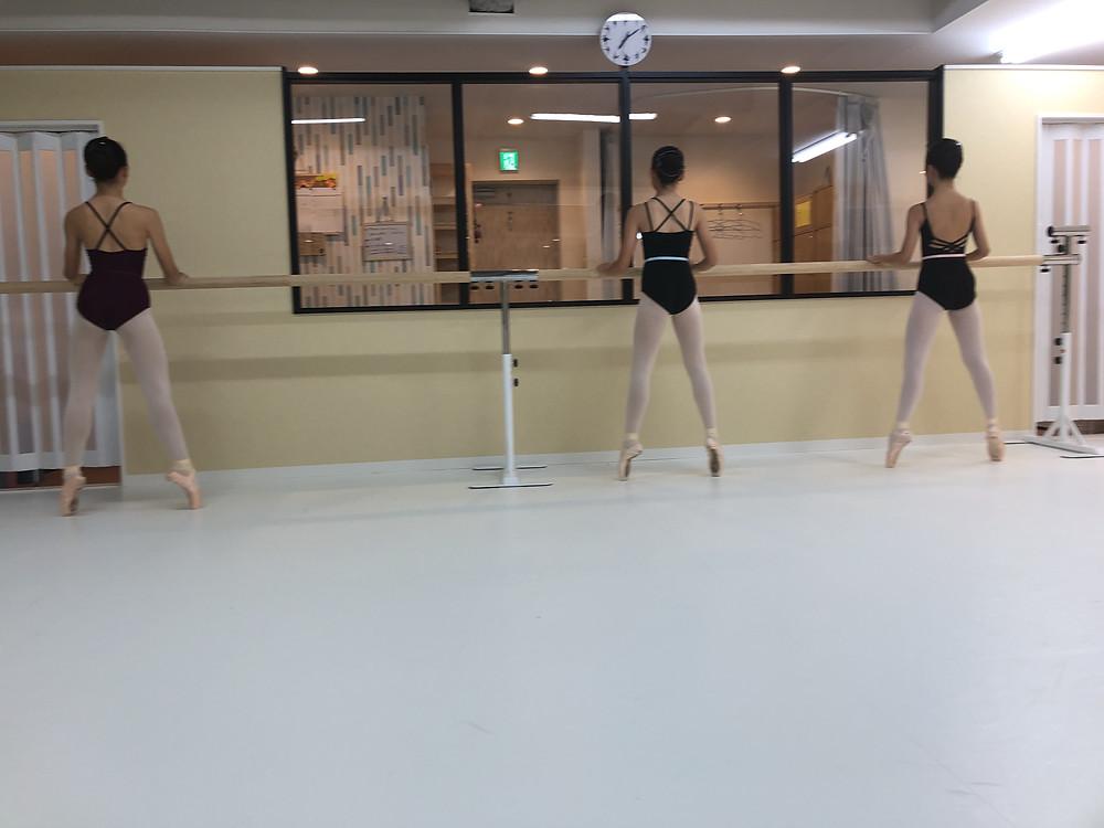 豊島区要町 バレエ教室 Sun2dancerS