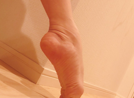 足の怪我について