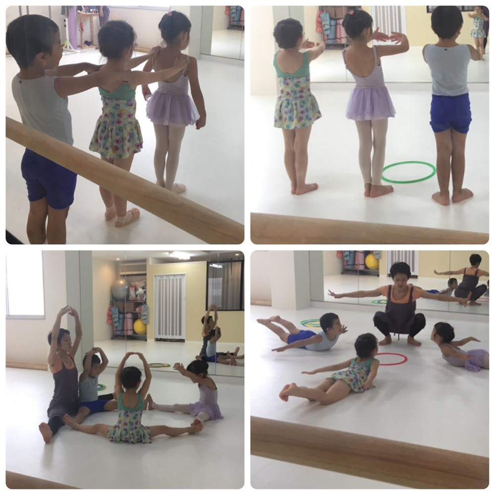豊島区要町 バレエ教室Sun2 dancerS