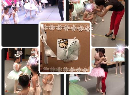 1st Ballet Recital
