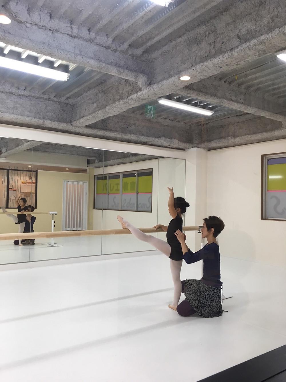 バレエ教室 子ども 豊島区