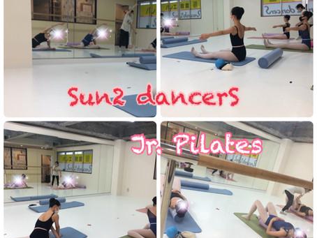 Pilates × Ballet