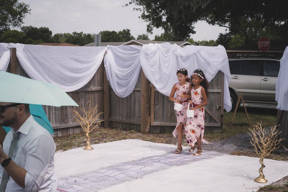 Kesia + Josh Wedding Day (Ceremony) (8 o