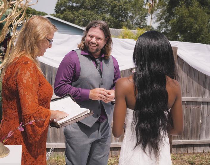 Kesia + Josh Wedding Day (Ceremony) (44