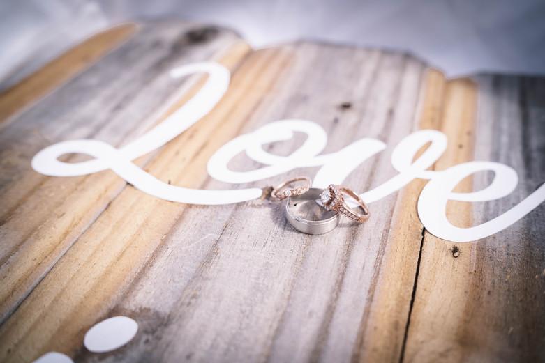 Kesia + Josh Wedding Day (Ring Shots) (3