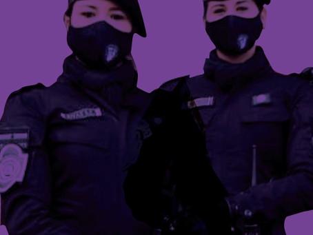 Informe sobre Mujeres Policías