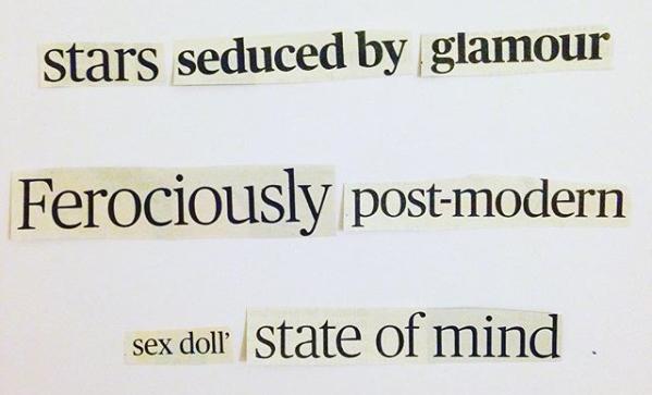 evening standard haiku