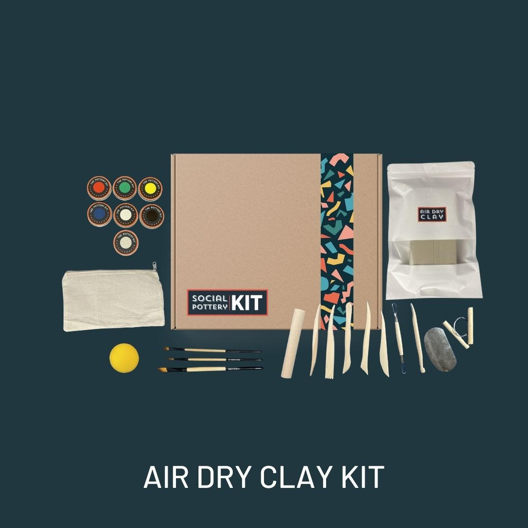 AIR DRY CLAY KIT